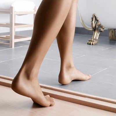 vloerverwarming warme voeten