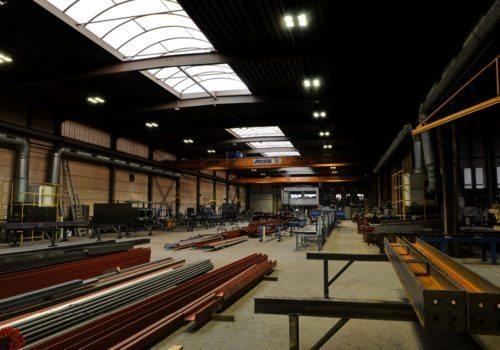 relighting bij Inboco, foto voor de relighting