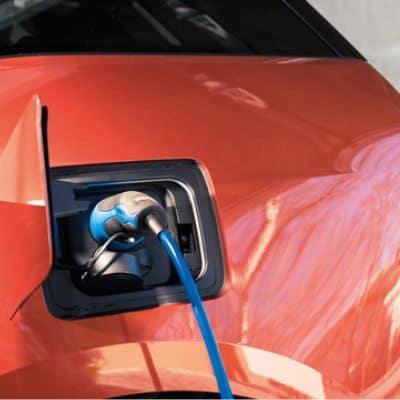 opladen van elektrische auto