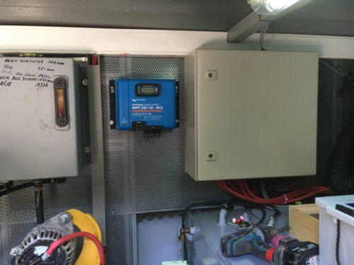 Victron Smart Solar omvormer/batterijlader