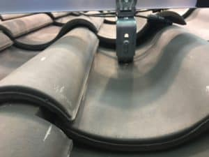 kliksysteem dakhaak zonnepanelen slechte afsluiting dakpan